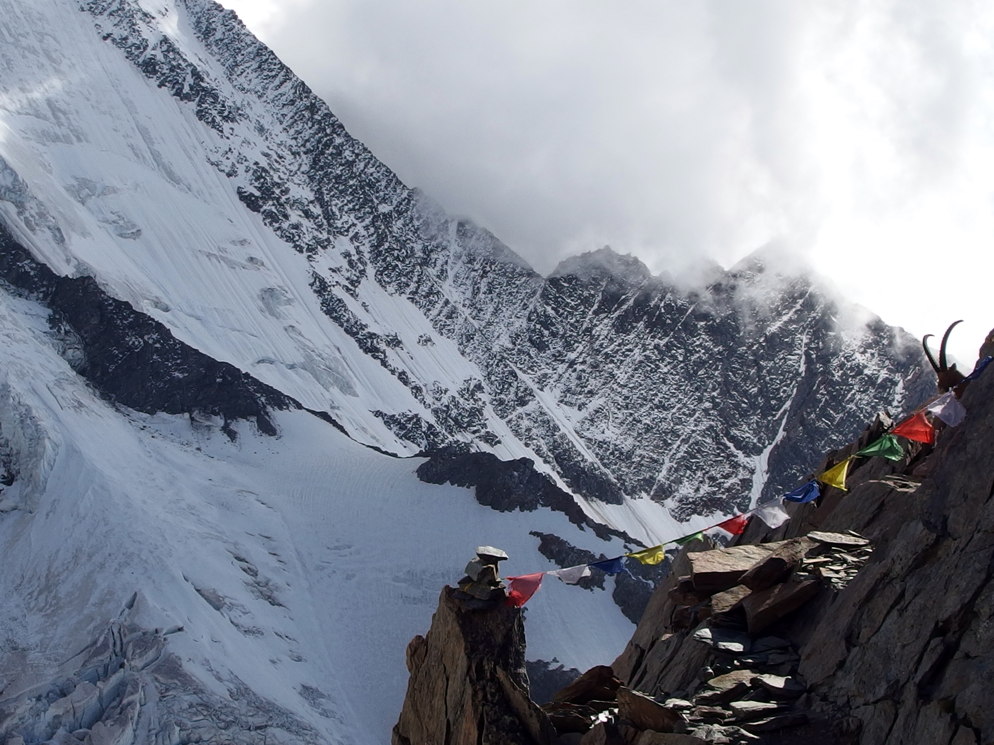 Mont Blanc 2014